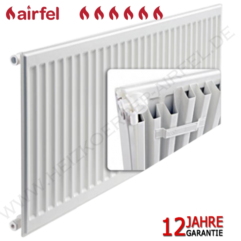 flachheizk rper kompakt ventil type 11 600 x 1900 mm hxl anschluss links vl 11 60 190. Black Bedroom Furniture Sets. Home Design Ideas